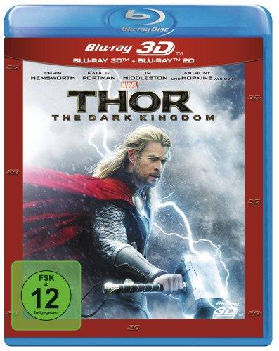 Thor - The Dark Kingdom (+ BR) (inkl. 2D-Version) [3D Blu-ray]
