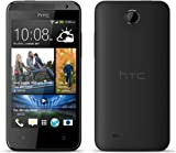 HTC DESIRE 300 BLACK UNLOCKED 301e Qualcomm MSM8225 1GHz Dual Core 4GB Android 4.1.2 Jelly Bean 5MP