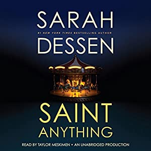 Saint Anything Hörbuch