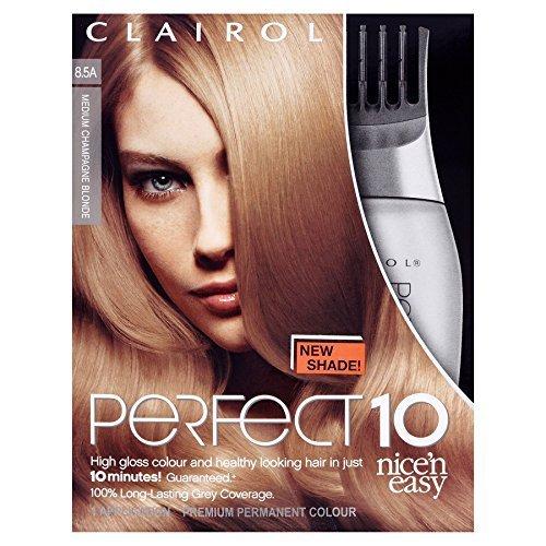 2-x-clairol-nicen-easy-perfect10-premium-permanent-colour-85a-medium-champagne-blonde