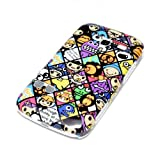 DeinPhone Protective Mobile Phone Hard Case Bumper for Samsung Galaxy Ace 2 in Comic Design