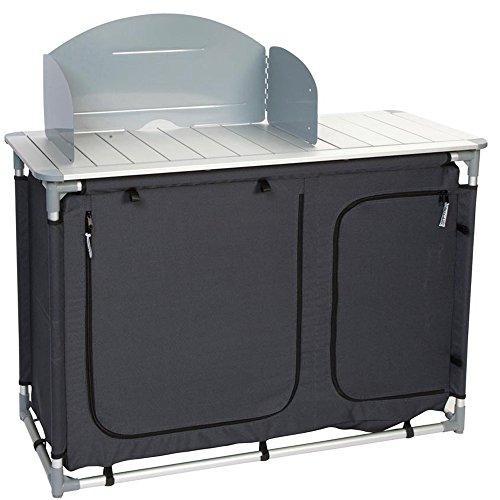 bocamp kchenschrank mit waschbecken aluminium vorzeltmbel. Black Bedroom Furniture Sets. Home Design Ideas