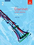 Selected Clarinet Exam Pieces 2008-2013, Grade 2, Score, Part & CD (ABRSM Exam Pieces)