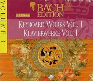 Bach: Vol.3 Klavierwerke I 11