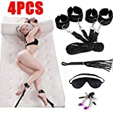 Sex Straps for Under Bed Restraints Bondageromance Sex Play BDSM SM Bondage Restraining Fetish Fur Game Tie up Handcuffs Mattress Harness Things Blindfold Whips Toys Adults Kit Couples Women Men