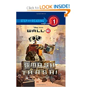 Wall-E Smash Trash!