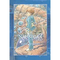 Nausicaä of the Valley of the Wind Box Set by Hayao Miyazaki