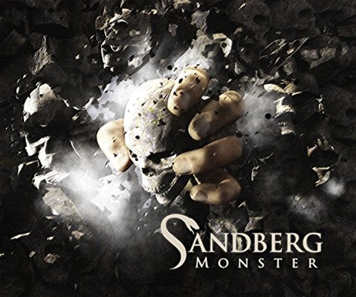CD : Sandberg - Monster (CD)