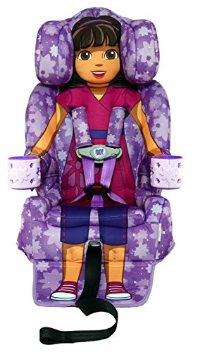 KidsEmbrace Friendship Combination Booster Car Seat, Dora and Friends