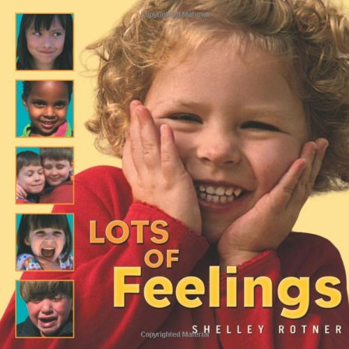 Lots of Feelings (Shelley Rotner's Early Childhood Library (Paperback))