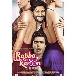 Rabba Main Kya Karoon  - DVD (Hindi Movie / Bollywood Film / Indian Cinema)