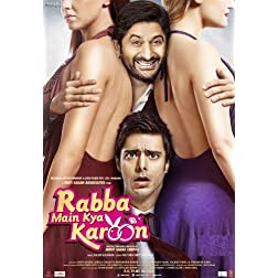 Rabba Main Kya Karoon  - DVD (Hindi Movie / Bollywood Film / Indian Cinema)