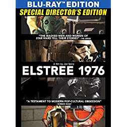 Elstree 1976: Special Director's Edition [Blu-ray]