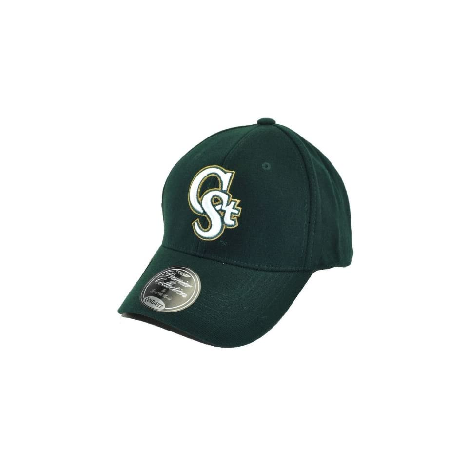 0fa2d95dbc7 Colorado State Rams CSU NCAA Premier Collection One Fit Cap Hat Small