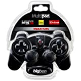 "PS3 - Controller Multi Pad Black  (PS3+PS2+PC)von ""Bigben Interactive"""