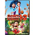 Cloudy With A Chance Of Meatballs 1-2 [DVD]