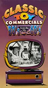 Classic Toy Commercials from the 50's & 60's