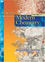 Principles of Modern Chemistry (Saunders Golden Sunburst Series)