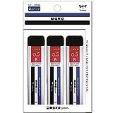 トンボ鉛筆 シャープ芯 モノグラフMG 0.5 B ECG-320 モノカラー 3個