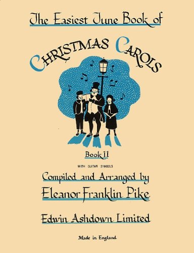the-easiest-tune-book-of-christmas-carols-book-2-the-easiest-tune-book-of-christmas-carols