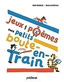"""Afficher """"Jeux et poèmes pour petits boute-en-train"""""""