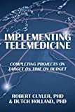 Implementing Telemedicine: Completing Projects On Target On Time On Budget
