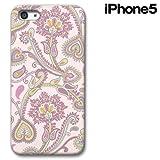 CollaBorn iPhone5専用スマートフォンケース Tree genus Tilia_Pink 【iPhone5対応】 OS-I5-083