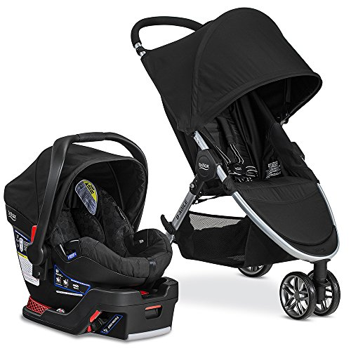 Britax 2016 B-Agile/B-Safe 35 Travel System, Black (Be Agile 35 Travel System compare prices)