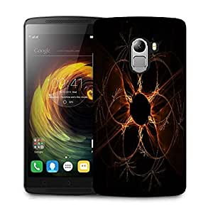 Snoogg Hold My Hand Designer Protective Phone Back Case Cover For Lenovo Vibe K4 Note