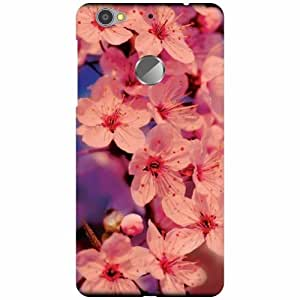 LeEco Le 1s Eco Back Cover - Flowers Designer Cases