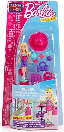 Mega Bloks Barbie Shop 'n Style - 1