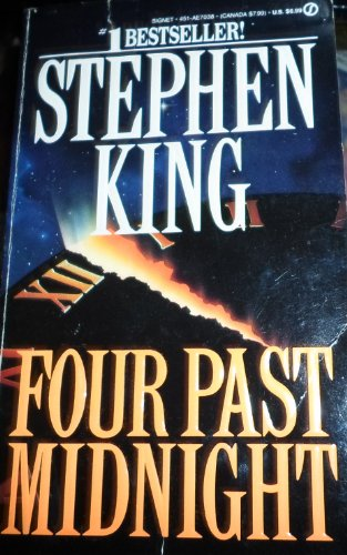 Cover of Four Past Midnight (Signet)