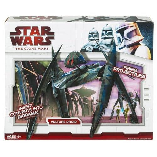 Star Wars The Clone Wars Vehicle: Vulture Droid 87968 online bestellen