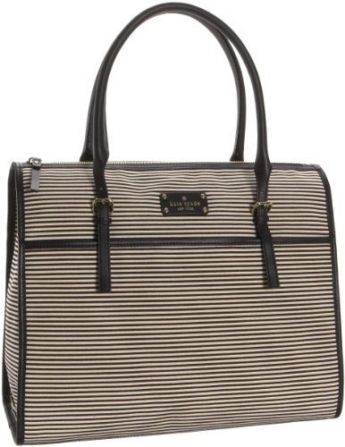 Cheap Kate Spade Vanston Stripe Maryclare Satchel