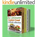 The Ultimate Comfort Food Cookbook Collection (English Edition)