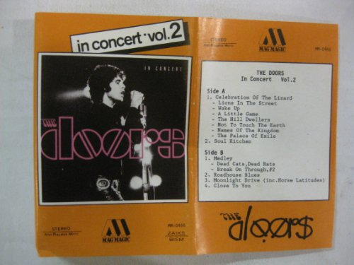 The Doors - In Concert-2 - Zortam Music