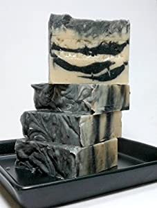 Kind On Skin Handmade Charcoal Yoghurt Soap
