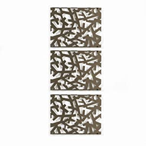 Umbra Arbera 9 Inch By 12 Inch Metal Wall