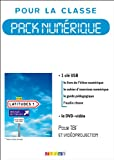 img - for Latitudes: Pack Numerique & DVD 1 (1 Licence) (French Edition) book / textbook / text book