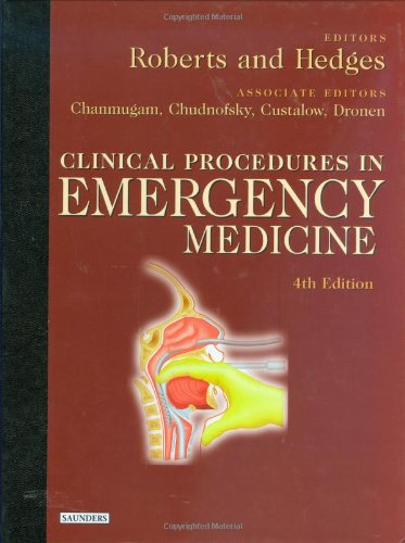 Clinical Procedures In Emergency Medicine, 4E