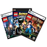 The Harry Batman Pack [Online Game Code]