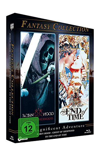 Fantasy Collection - Robin Hood-Ghosts of Sherwood 3D/To the Ends of Time [Blu-ray]