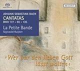 Cantate Bwv177 - Cantate Bwv93 - Cantate Bwv135