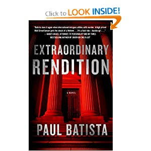 Extraordinary Rendition by Paul Batista on Holiday Special
