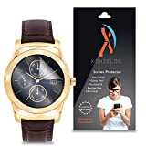XShields© (5-Pack) Screen Protectors for LG Watch Urbane Luxe (Ultra Clear)