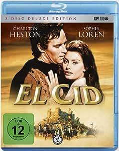 El Cid [Blu-ray] [Deluxe Edition]