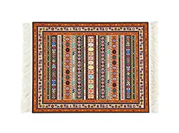Persian Rug Carpet Mouse Pad,Turkish Mouse Mat 9.5*7.5*0.5 Inches