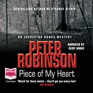 Piece of my Heart | [Peter Robinson]