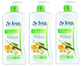 St. Ives Daily Hydrating Vitamin E Body Lotion 595g (Pack of 3)