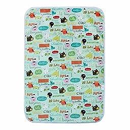 DDLBiz Children Waterproof Mattress Sheet Bedding Diaper Changing Pad